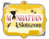 Manhattan Slots Logo